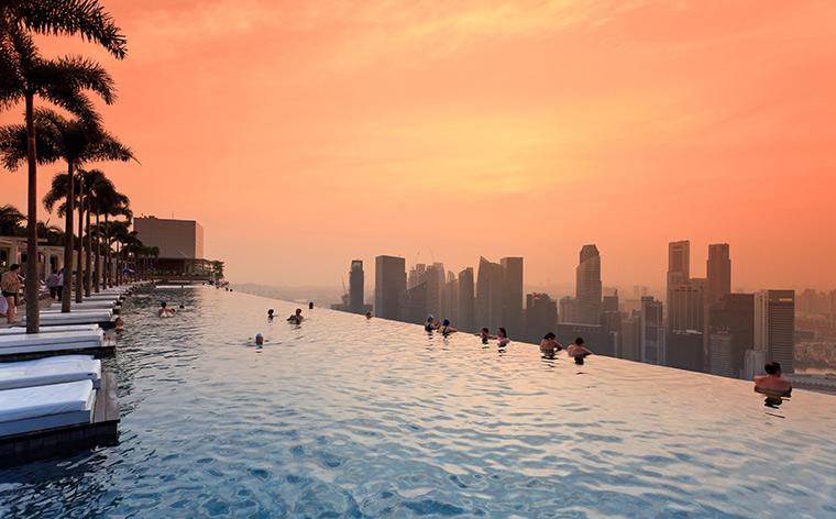 Chapuzones de ensueño: 10 hoteles con piscinas increíbles