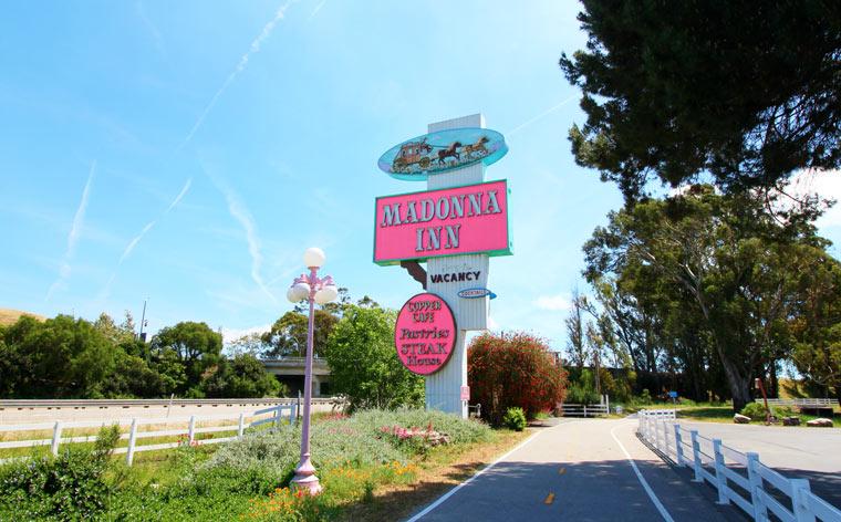 Alojamientos icónicos: moteles excéntricos y originales en EE. UU.