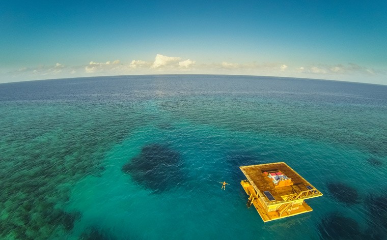 Desconéctate del mundo en uno de estos 10 increíbles hoteles remotos