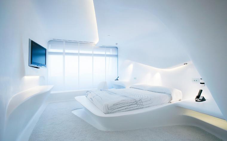 Volver al futuro: 10 hoteles futuristas