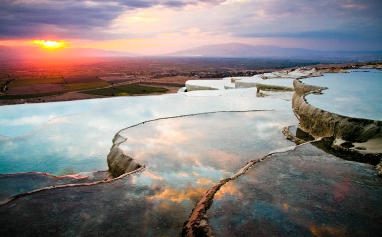 Fuera de este mundo: los lugares más asombrosos del planeta