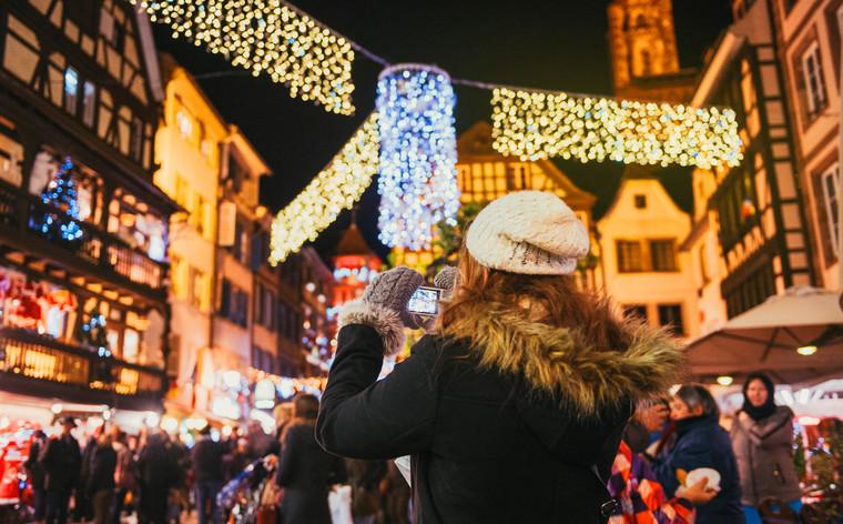 Los 17 mercados navideños más bonitos del mundo