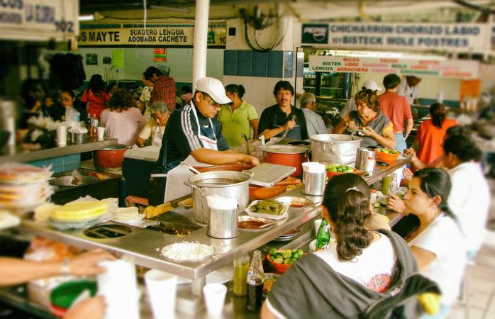 Places to eat in Guadalajara