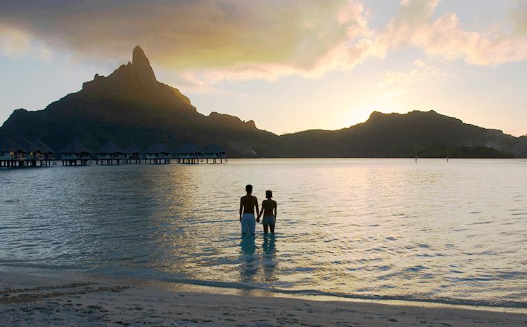 10 destinos románticos para parejas viajeras